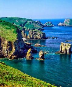 La Grune, Sark, Channel Islands, UK.