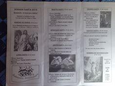 Itinerario de Semana Santa  Iglesia San Antonio de Padua  Venezuela ☀️ Las Iglesias cada vez más llenas ,demasiada gente ⛪️ Parte 2, 21 de Marzo 2016. https://instagram.com/p/BDONVZnCZxO/