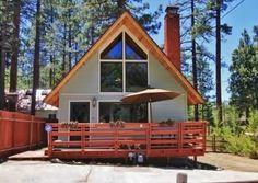 Cozy 1BR + Loft Big Bear Lake Cabin w/Private Hot Tub, Wifi & Beautiful Views - Centrally Located Near Snow Summit Ski Resort, the Village, and the Lake! #bigbearlake #travel