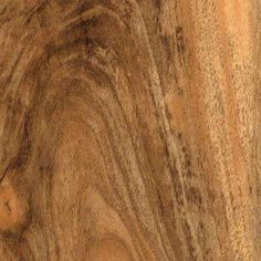 7 in. x 48 in. Hand Scraped Pecan Vinyl Plank Flooring (28 sq. ft. / case)