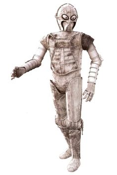 Star Wars Film, Droides Star Wars, Star Wars Canon, Character Costumes, Character Art, C3po And R2d2, Star Wars Concept Art, Star Wars Characters, Character Illustration