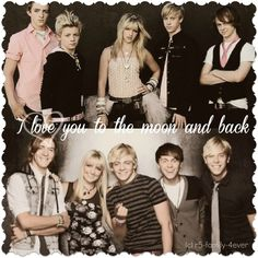 I Love you to the moon and back @Andrew Riker Lynch @Jennifer Ellington Ratliff @MsDelO Lynch @Kristine Balcom-reed Lynch @Ross Fishkind Lynch
