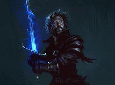 Magick Sword