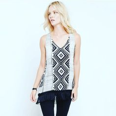 This @fifteentwenty tank has arrived and what's not to love #fifteentwenty #shopbrothers #springtime