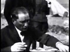 ATATÜRK görüntüleriyle - Yiğidim Aslanım burada yatıyor - Zülfü Livaneli (Atatürk - 10 Kasım)