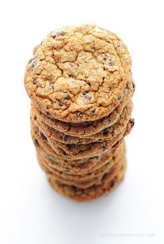Perfect Chocolate Chip Cookies Recipe | via She Wears Many Hats