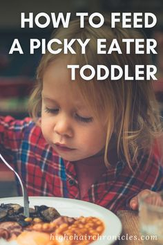 Are you having a hard time trying to get your toddler to get vegetables? If so, then you need this advice from High Chair Chronicles! Learn exactly how we got our toddler to eat their first vegetable and how you can get your child to eat healthy too. These are amazing parenting tips for anyone with a picky eater! #pickyeater #toddler #parenting #eatinghealthy #vegetables Toddler Recipes, Healthy Toddler Meals, Eat Healthy, Toddler Wont Eat, Best Toddler Gifts, Toddler Nutrition, Cool Gifts For Kids, Nutrition Guide, Kid Friendly Meals