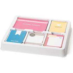 Project Life Core Kit-Blush Edition, , hi-res