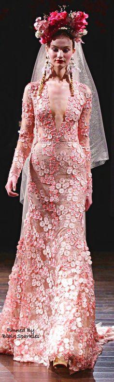 Fall Bridal Collection 2016 Naeem Khan ~ ♕♚εїз | BLAIR SPARKLES |