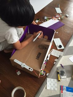 One of my top gift picks. littleBits distinguishes itself with a just-challenging-enough difficulty level and endless creative possibilities.