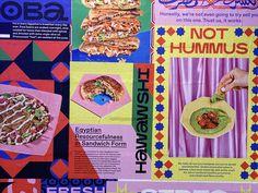 Critic Ryan Sutton finds stellar versions of Egyptian classics at Zooba, a chain restaurant from Egypt Fast Casual Restaurant, Casual Restaurants, Graphic Design Branding, Corporate Design, Jamaican Patty, Thai Street Food, Street Tacos, Art Festival, Food Design