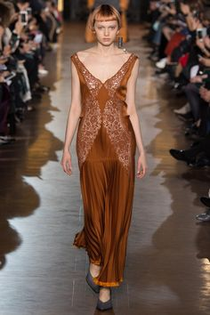 Gloriously Romantic 1920's Inspired Evening Gown by Stella McCartney, Look #3