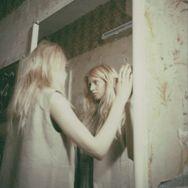 Polaroid portrait photography by Crystin Moritz
