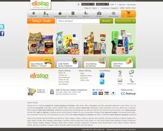 Mumbai's leading online grocery store - Ekstop.com