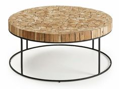 Features: Material: Wood and metal Teak mosaics Maintenance: Clean with a dry cloth Stackable: No Product Type: Coffee Table Pieces Included: Stools Mosaic Coffee Table, Coffe Table, Coffee Table With Storage, Dcor Design, Interior Design, E Piano, Coffee And End Tables, Coffee Table Wayfair, Home Living