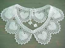 Kragen weiß VALENTINE