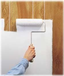 Gentil How To Paint Paneling