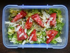 Zdrowa Kuchnia Sowy: Bento, czyli pudełko z posiłkiem do pracy Bento, Plant Based Recipes, Cobb Salad, Meal Prep, Healthy Recipes, Healthy Food, Lunch Box, Food And Drink, Health Fitness
