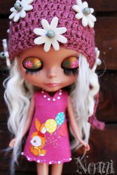 Nomi. I love blythe dolls