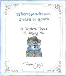 I love reading Vivian Swift's blog - and her book - soon to be bookS.