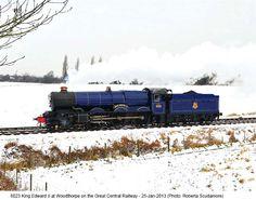 Didcot Railway Centre | King Edward 11