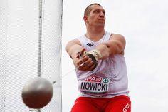 Wojciech Nowicki - rzut młotem