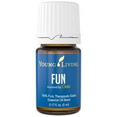 The INFUSED Fun™ Inspired by Oola essential oil blend has been specially formulated to help promote uplifting, revitalizing, and euphoric emotions. This blend's fragrant aroma boosts self-confidence to impart a positive outlook that can enhance the pleasure of pursuing the joys of life.