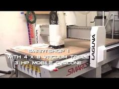 Watch what On the Wall Racks and their Laguna CNC Smartshop 1 is producing, on their #CNC Customer Story at http://youtu.be/LxHnCu0TjHw