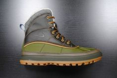 525393 200 New Mens Nike Woodside II Military Brown Green ACG Duck Boots NBM3 | eBay