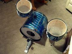 Great beginning Drum Set - Think Christmas!! - $45