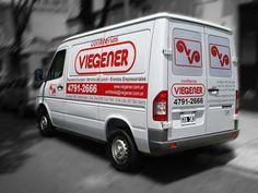 Grafica vehicular Confiterias Viegener