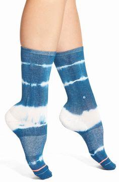 Stance 'The Reserve - Get Lost' Tie Dye Socks (Women)