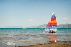 Colors On The Lake  Bear Lake Landscape photography by BearLakeArt
