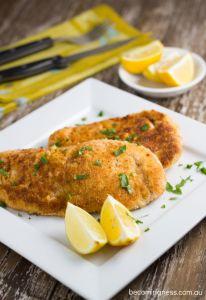 Gluten Free Chicken Schnitzel Recipe