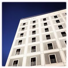 Genial Modern Architecture City Library Stuttgart By Matthias Hauser