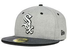 "Chicago White Sox New Era ""MLB Heather Shadow 59FIFTY Cap"""
