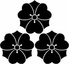 All about Japanese symbols such as Kamon. Every Japanese have own symbolic family crest. Funky Tattoos, Japanese Family Crest, Oriental, Japanese Symbol, Christmas Napkins, Crop Circles, Vector Flowers, Japanese Aesthetic, Craft Patterns