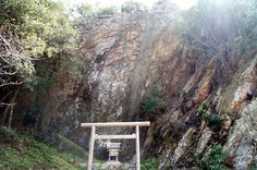 おうむ岩  in Japan Ise Shima