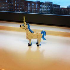 When the last Unicorn..   #nanoblock #unicorn #love #lego #instagood  #smile #follow #cute #photooftheday #tbt #followme #happy #crazyshit  #amazing #fun #bestoftheday