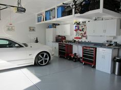 how to get rid of gas smell in garage