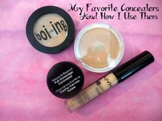 the best concealers and how to use them