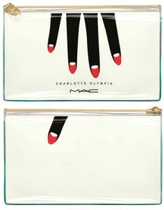 MAC Charlotte Olympia Collection Spring 2016