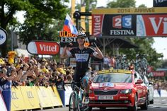 Sunday got off to a great start for Germany with Tony Martin's win at the Tour, and a French rider will wear yellow on Bastille Day.  Tour de France 2014 results: Read- glory for Germany, joy for France http://po.st/0IkGWq @CommDigiNews Le Tour De France