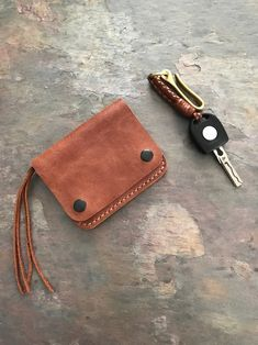 it's a coin bag. Notebook Case, Handmade Wallets, Cow Skin, Coin Bag, Brass Material, Perfect Woman, Wallets For Women, Gifts For Women, Handmade Leather