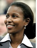 """The Caged Virgin"" by Ayaan Hirsi Ali - She has escaped radical Islam only to find her horrific story ignored by feminists, law enforcement, and governments in the name of tolerance. She's written a report in the current Newsweek about the slaughter of Christians in the Middle East - also practically being ignored by the powers that be. She lives in hiding because of threats on her life."
