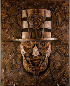 Steampunk Lincoln