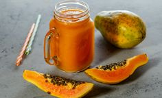 -- Did you know papaya's are rich in carotetne, which is good for your eyes? Quality Kitchens, Tip Of The Day, Hot Sauce Bottles, Nutribullet, Cooking, Healthy, Food, Cilantro, Life