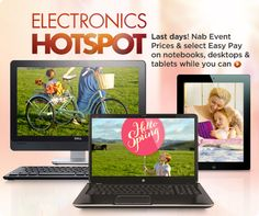 Apple(R) iPad(R), Dell(TM) All-in-One & HP DV Notebook - Shop QVC in easy payments + get 2% cash back on electronics http://www.studentrate.com/vsu/get-vsu-student-deals/QVC-Discounts--amp--Coupons--/0