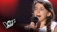 """Nora: """"Limosna de amores"""" – Audiciones a Ciegas  - La Voz Kids 2018 Youtube, Dios, Youtubers, Youtube Movies"""
