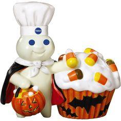 Pillsbury Doughboy Holiday Cupcakes - The Danbury Mint